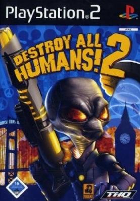Destroy All Humans 2 - Make War Not Love