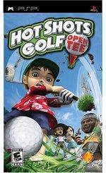 Hot Shots Golf - Open Tee