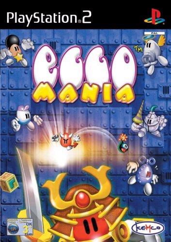 Egg Mania - Eggstreme Madness