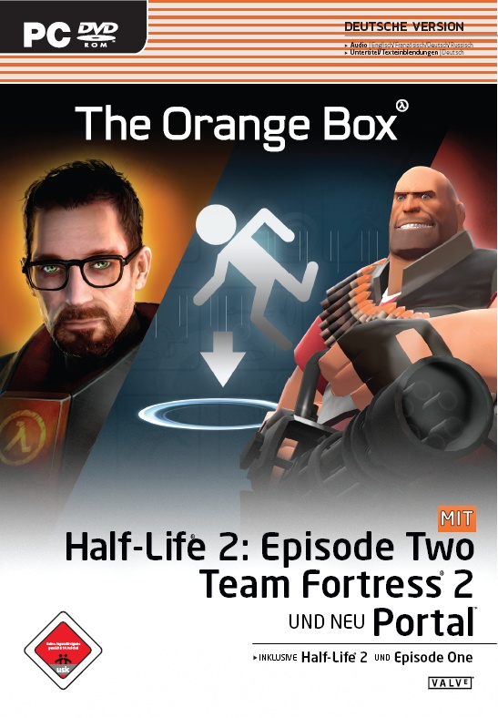 Half-Life 2 - The Orange Box