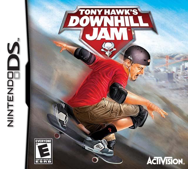 Tony Hawk Downhill Jam