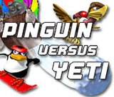 Pinguin vs. Yeti