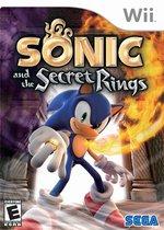 Sonic und die geheimen Ringe