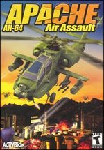 Apache AH-64 Air Assault
