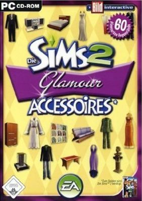 Die Sims 2 - Glamour Accessoires