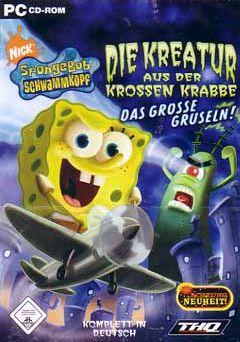 SpongeBob - Kreatur aus der Krossen Krabbe