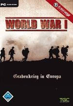 World War I - Grabenkrieg in Europa