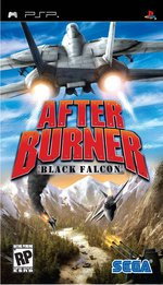 After Burner - Black Falcon