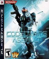 Coded Arms Assault