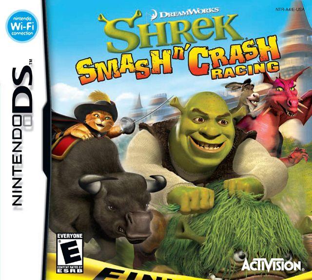 Shrek Smash 'n'Crash