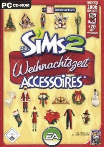 Die Sims 2 - Weihnachtszeit Accessoires