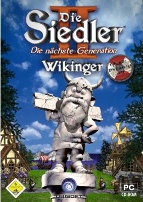 Siedler 2 - Die nächste Generation: Wikinger