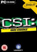 CSI - Hard Evidence