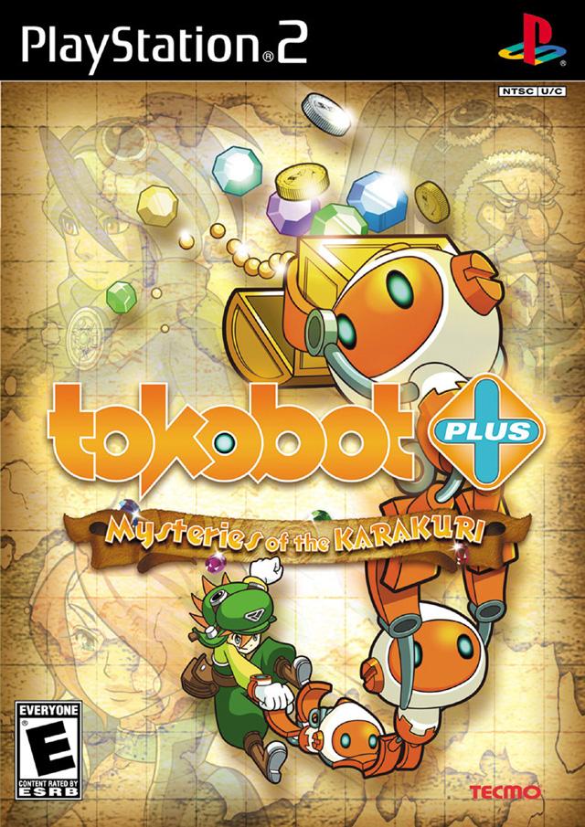 Tokobot Plus - Mysteries of the Karakuri
