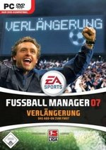 Fussball Manager 07 - Verlängerung