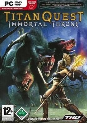 Titan Quest - Immortal Throne