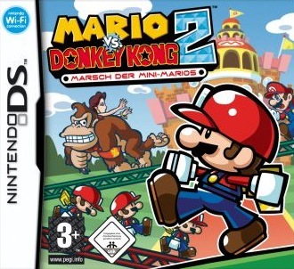 Mario vs. Donkey Kong 2 - March of the Minis