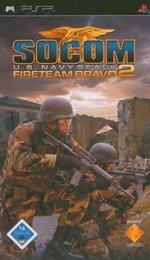 Socom U.S. Navy SEALs Fireteam Bravo 2