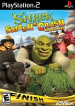 Shrek: Smash 'n Crash Racing