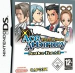Phoenix Wright Ace Attorney - Justice for All