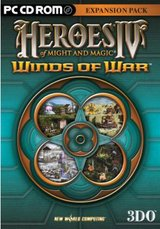 Heroes of Might & Magic 4 - Winds of War