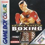 Prinz Naseem Boxing