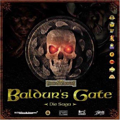 Baldur's Gate - Die Saga