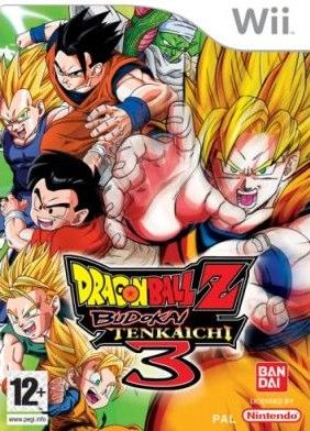 Dragon Ball Z - Budokai Tenkaichi 3