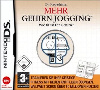Dr. Kawashima - Mehr Gehirn-Jogging