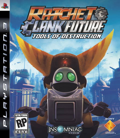 Ratchet & Clank - Tools of Destruction
