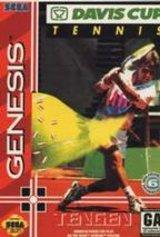 Complete Davis Cup Tennis