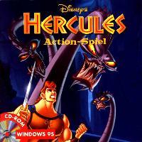 Disneys Hercules Action Spiel