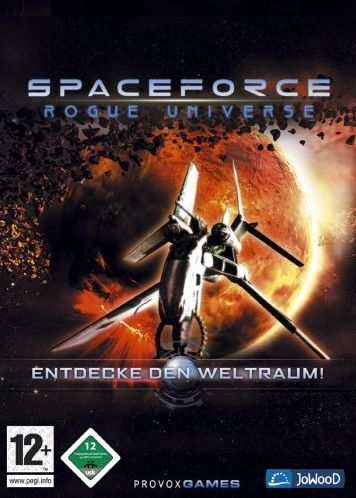 Spaceforce - Rogue Universe