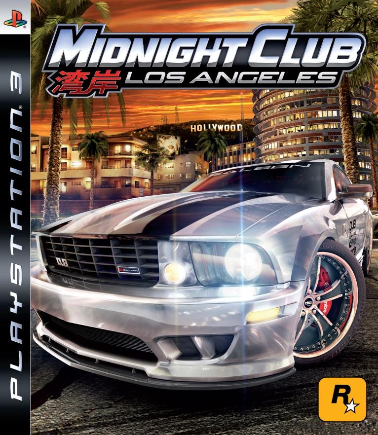 Midnight Club - Los Angeles