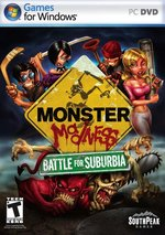 Monster Madness - Battle for Suburbia