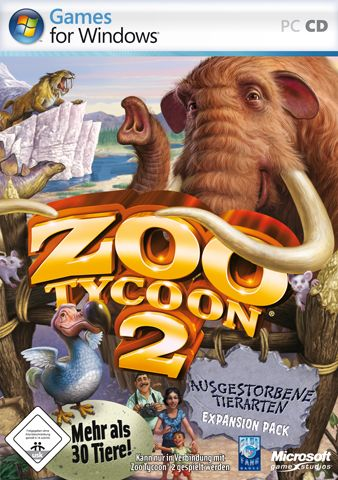 Zoo Tycoon 2 - Ausgestorbene Tierarten