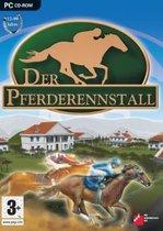 Der Pferderennstall