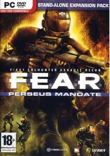 Fear Mission Perseus