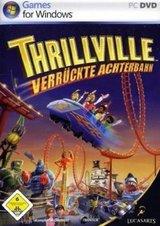 Thrillville - Verrückte Achterbahn