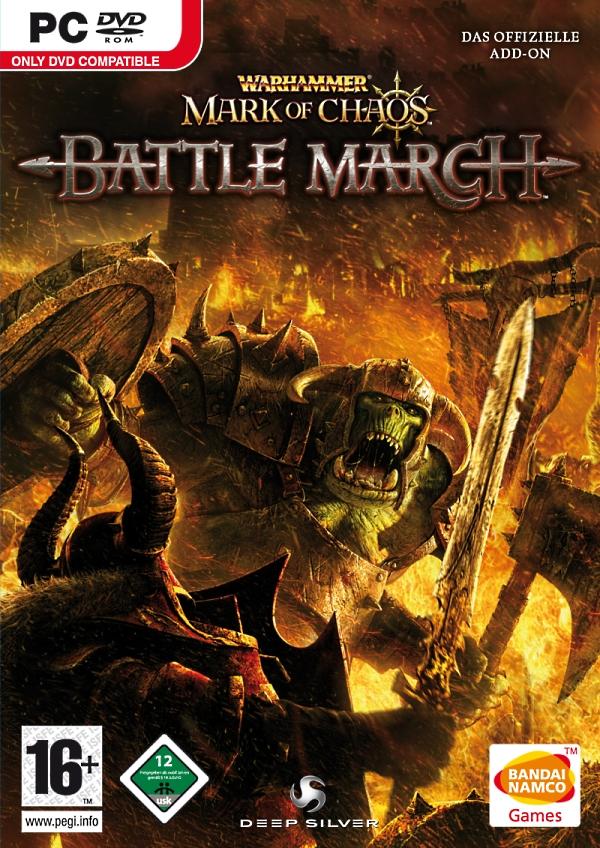 Warhammer - Mark of Chaos: Battle March