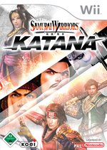 Samurai Warriors Katana