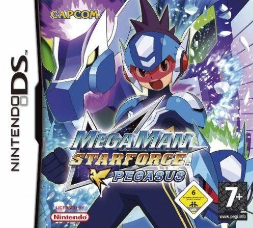 Mega Man - Star Force Pegasus