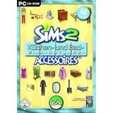 Die Sims 2 - Küchen- und Bad-Accessoires