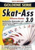Skat-Ass 3.0 Gläserne Karten