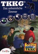 TKKG 16 - Das unheimliche Zimmer