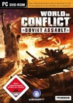 World in Conflict - Soviet Assault