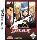 Apollo Justice - Ace Attorney