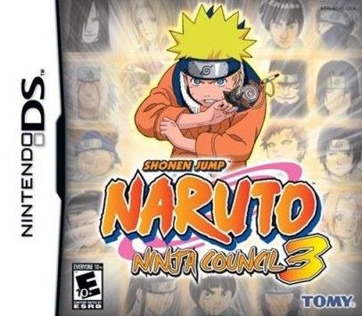 Naruto - Ninja Council 3