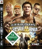 WWE - Legends of Wrestlemania