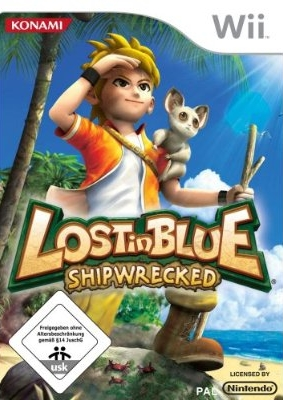 Lost in Blue - Shipwrecked